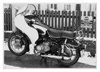 Motorad Legende ADLER MB 250
