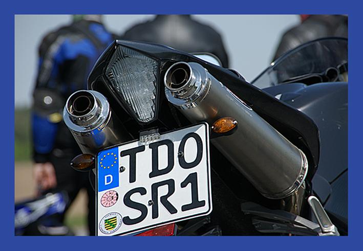 *Motorbiene*