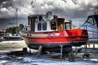 Motorboot im Dampferkleid