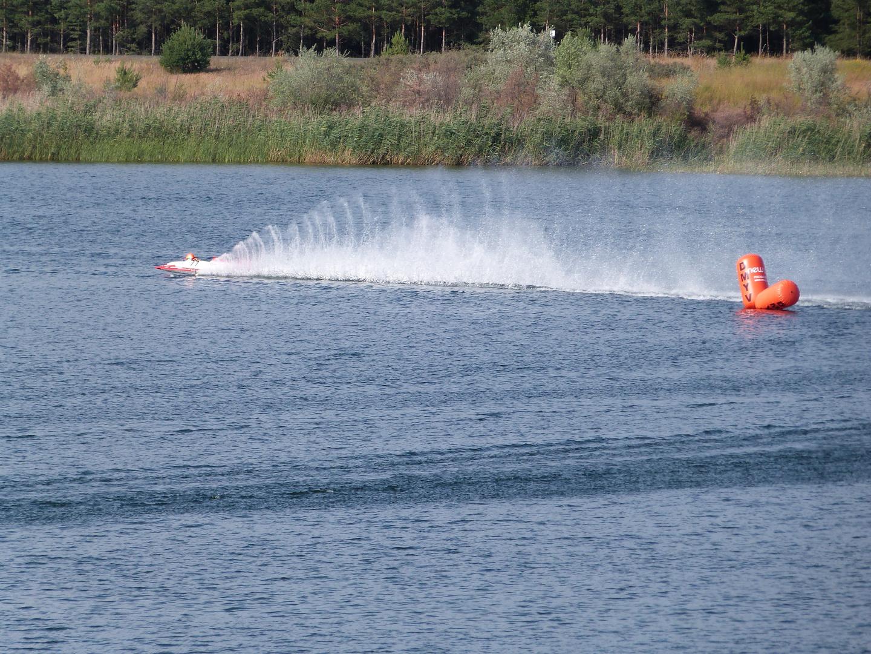 Motorboot WM 2013