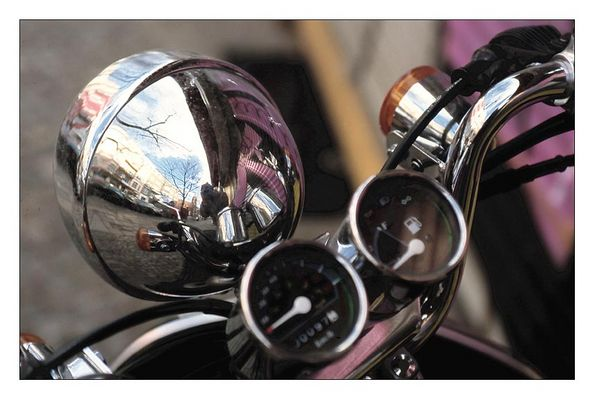 motorcycle selfpic