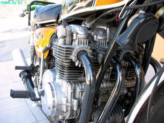 Motore Honda CB 500 Four