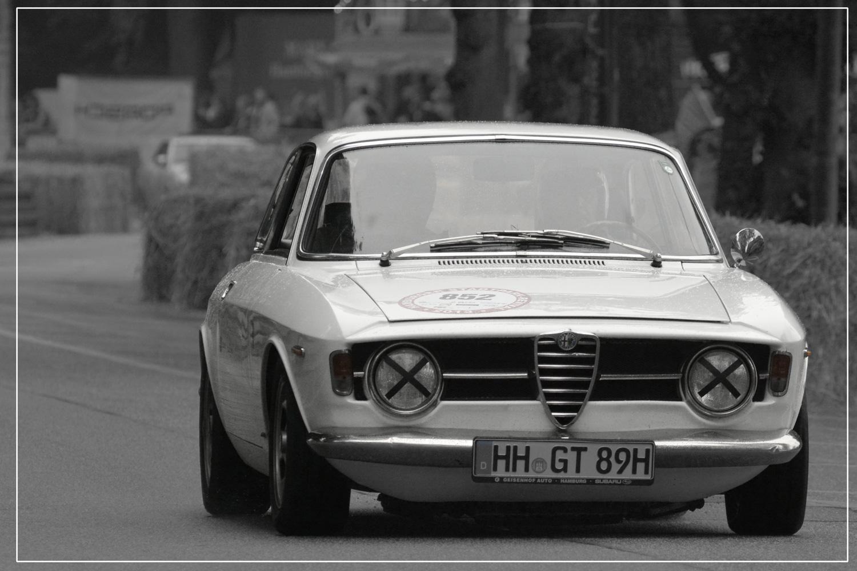Motorevival 2013 Alfa Romeo GT Kantenhaube