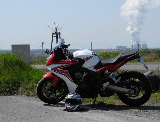 Motorrad CBR 650 F