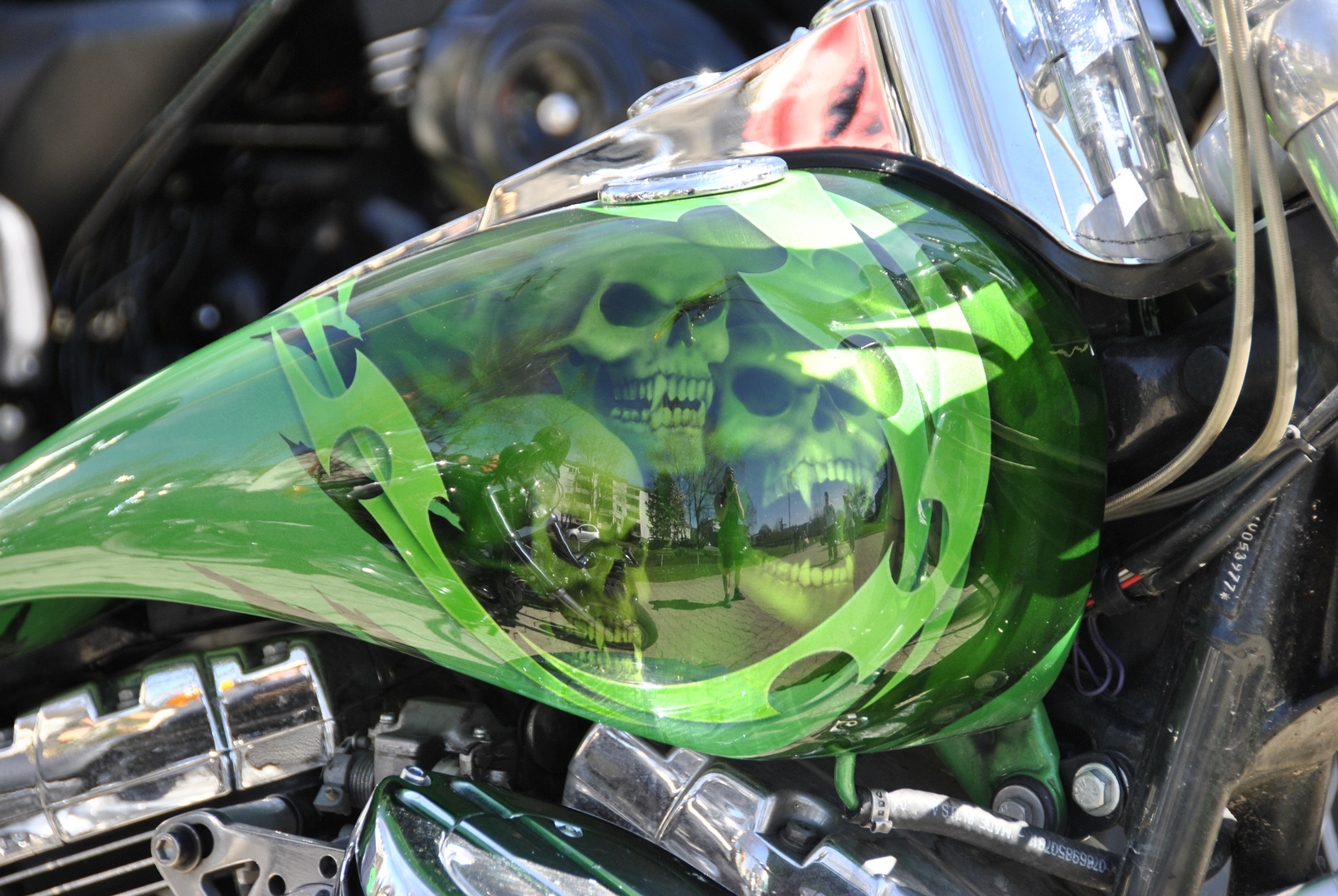 motorrad fotos