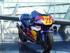 Motorrad Hangar 7 Red Bull Salzburg