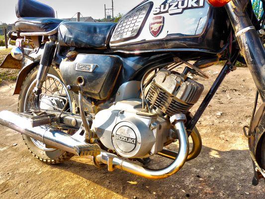 Motorrad HDR