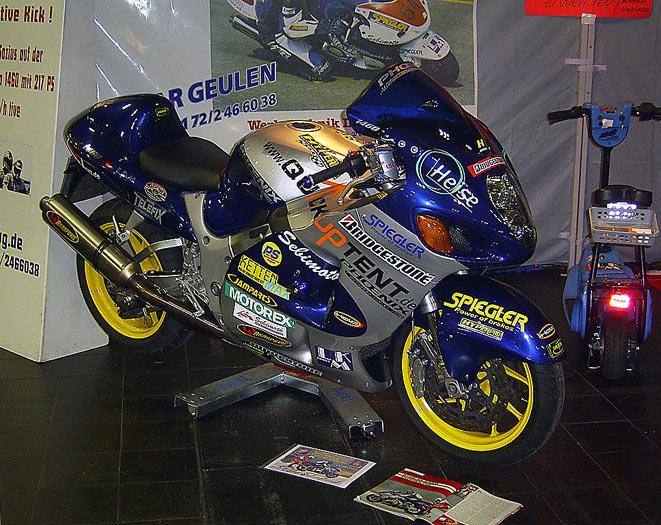 Motorrad Messe Magdeburg 3