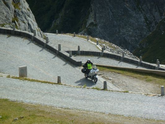 Motorrad Traumstraßen -1-