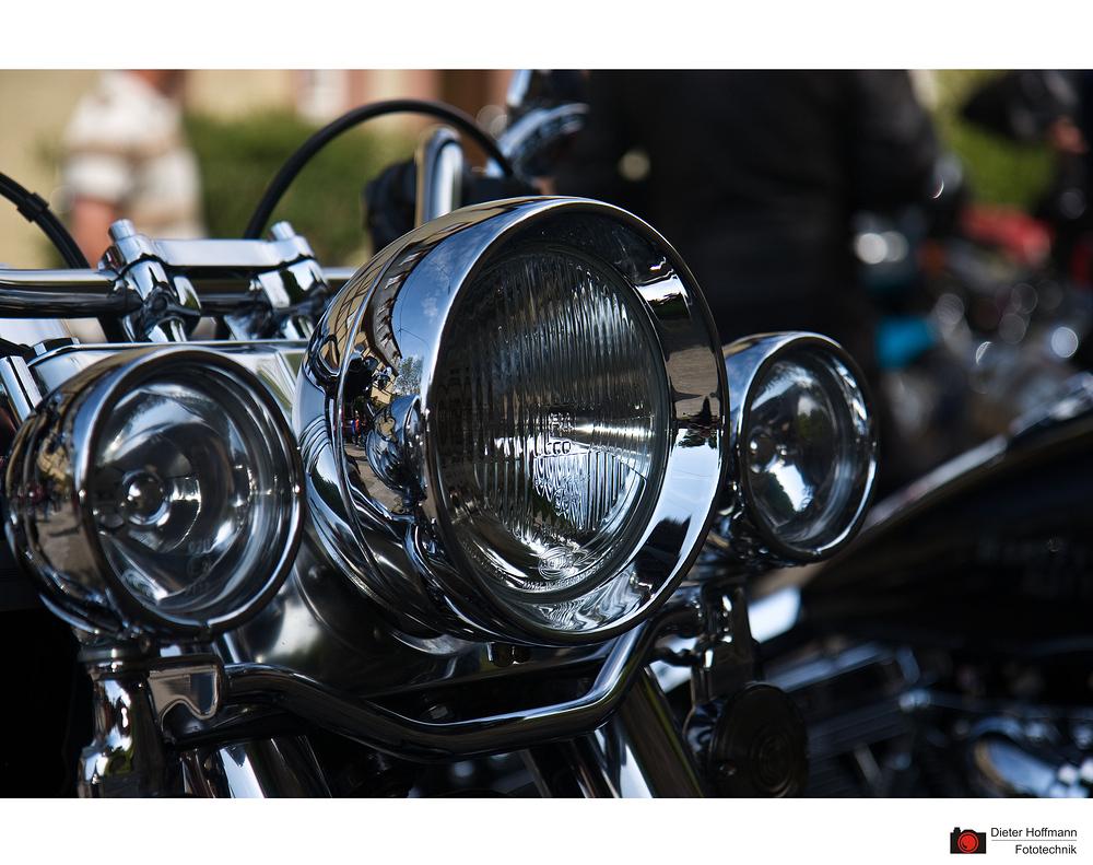 Motorrad Wallfahrt in Klausen 2009 (I)
