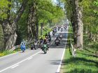 Motorradausfahrt in Malchin