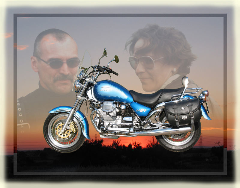 Motorradfreunde