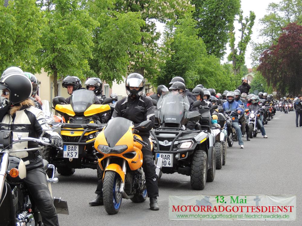 Motorradgottesdienst