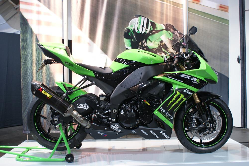 Motorradmesse Straubing,8.2.2009