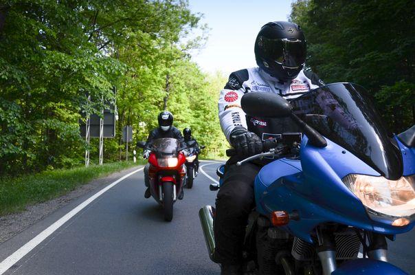 Motorradstativ - Beispielbild 1