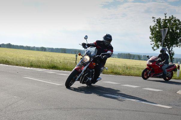 Motorradstativ - Beispielbild 2