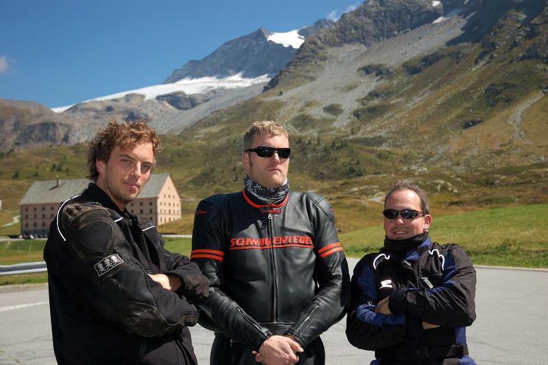 Motorradtour Italien 2007