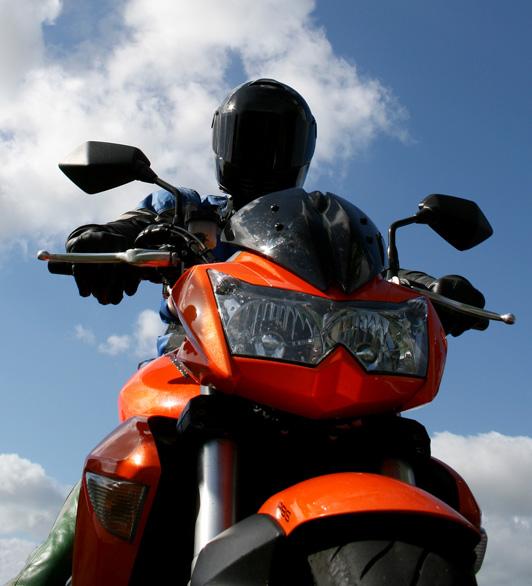 Motorradtour September 2007 - Potsdam