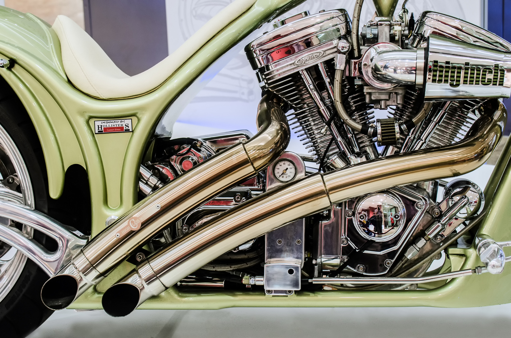 Motorradtraum