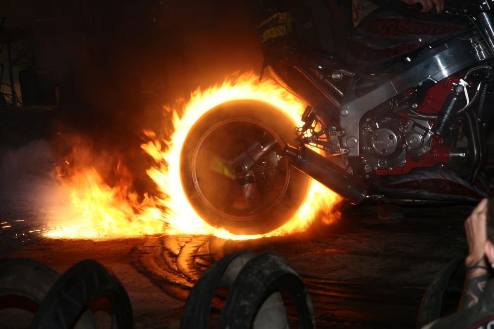 Motorradtreffen FFM 07