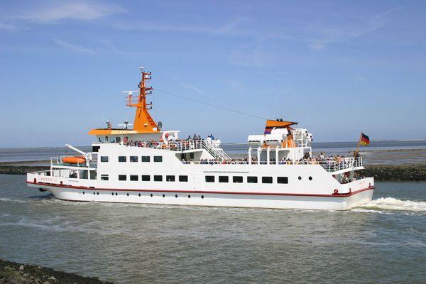 Motorschiff Langeoog III
