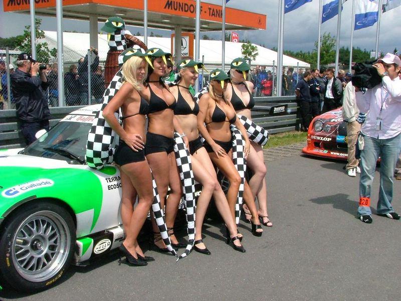 Motorsport ist schön ;-)