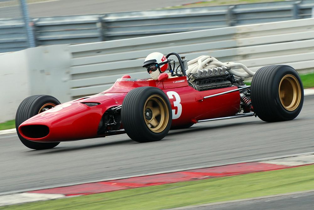 - Motorsport pur -