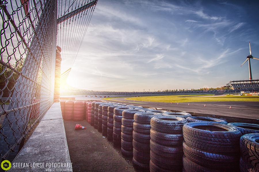 Motorsportromantik auf dem Lausitzring