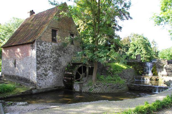 Moulin à eau