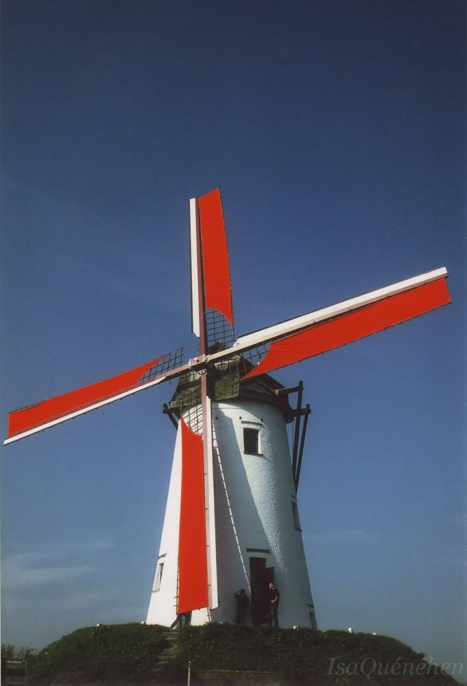 moulin blanc belgique