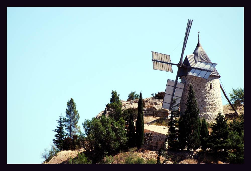 Moulin de Cucugnan