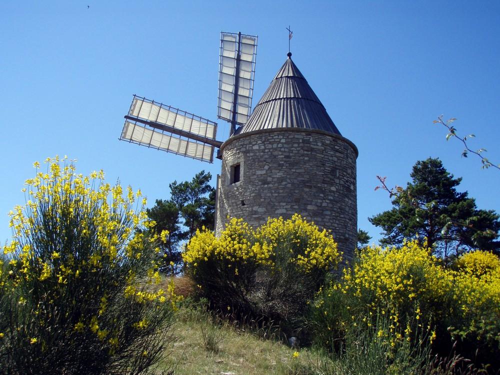 Moulin de Daudet ?