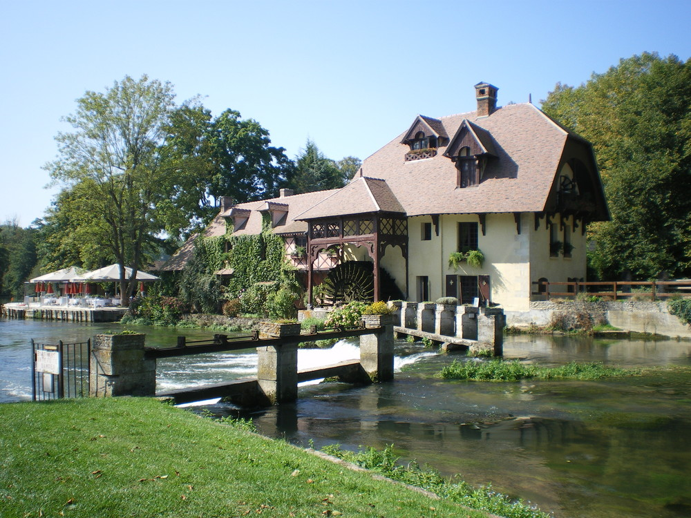 moulin de fourge