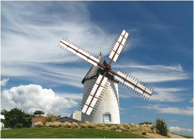 moulin de Jars /mer