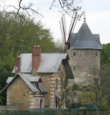 moulin de longchamp