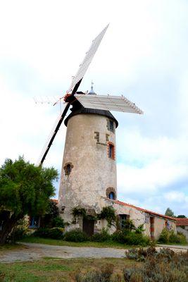 Moulin de Rairé en Vendée
