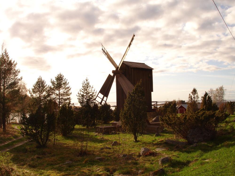 moulin finlande