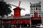 MOULIN ROUGE - PARIS -
