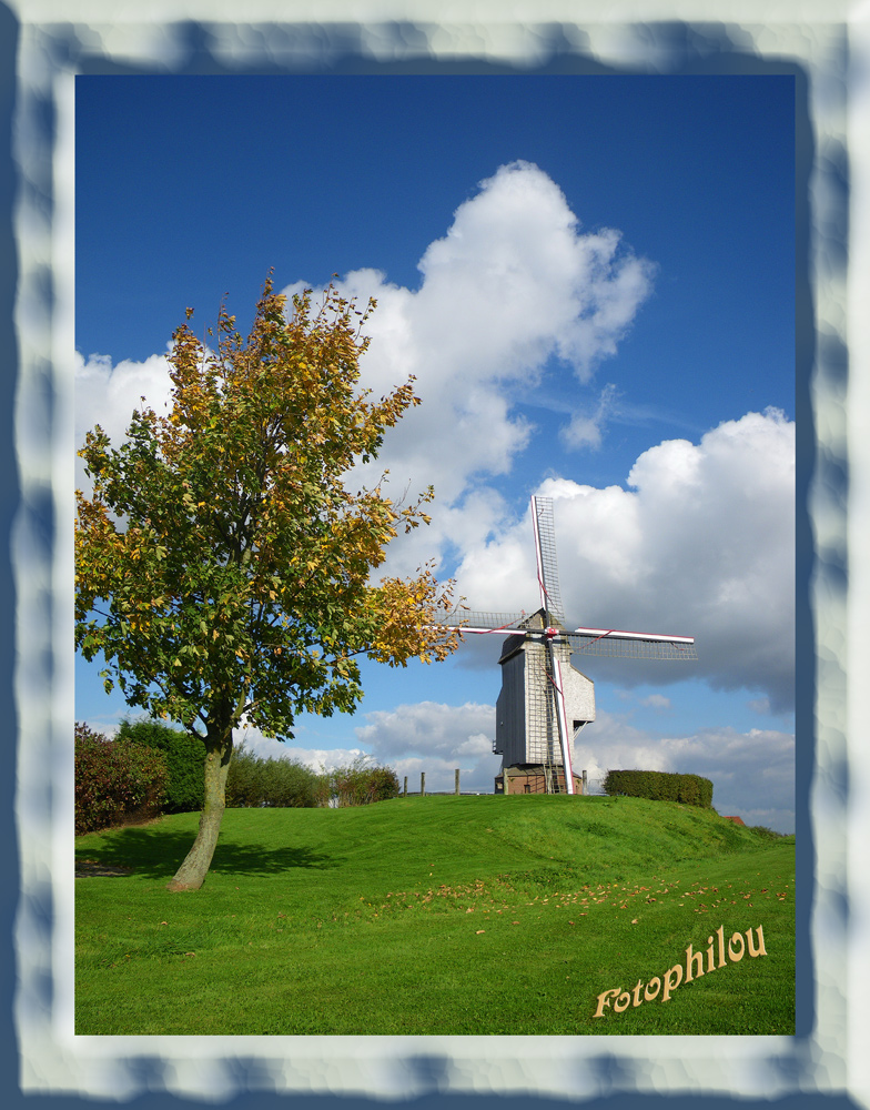 Moulin Soete (Comines-Warneton Belgique)