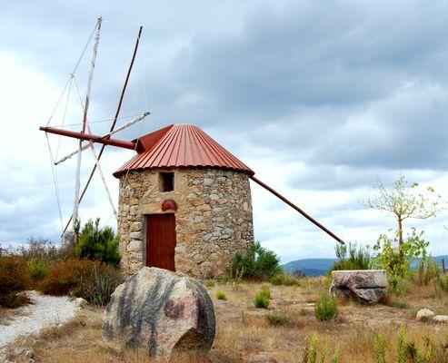 moulins au portugal