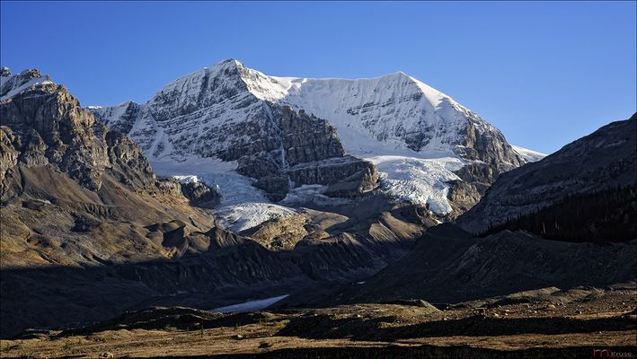 Mount Andromeda / 3.450 m