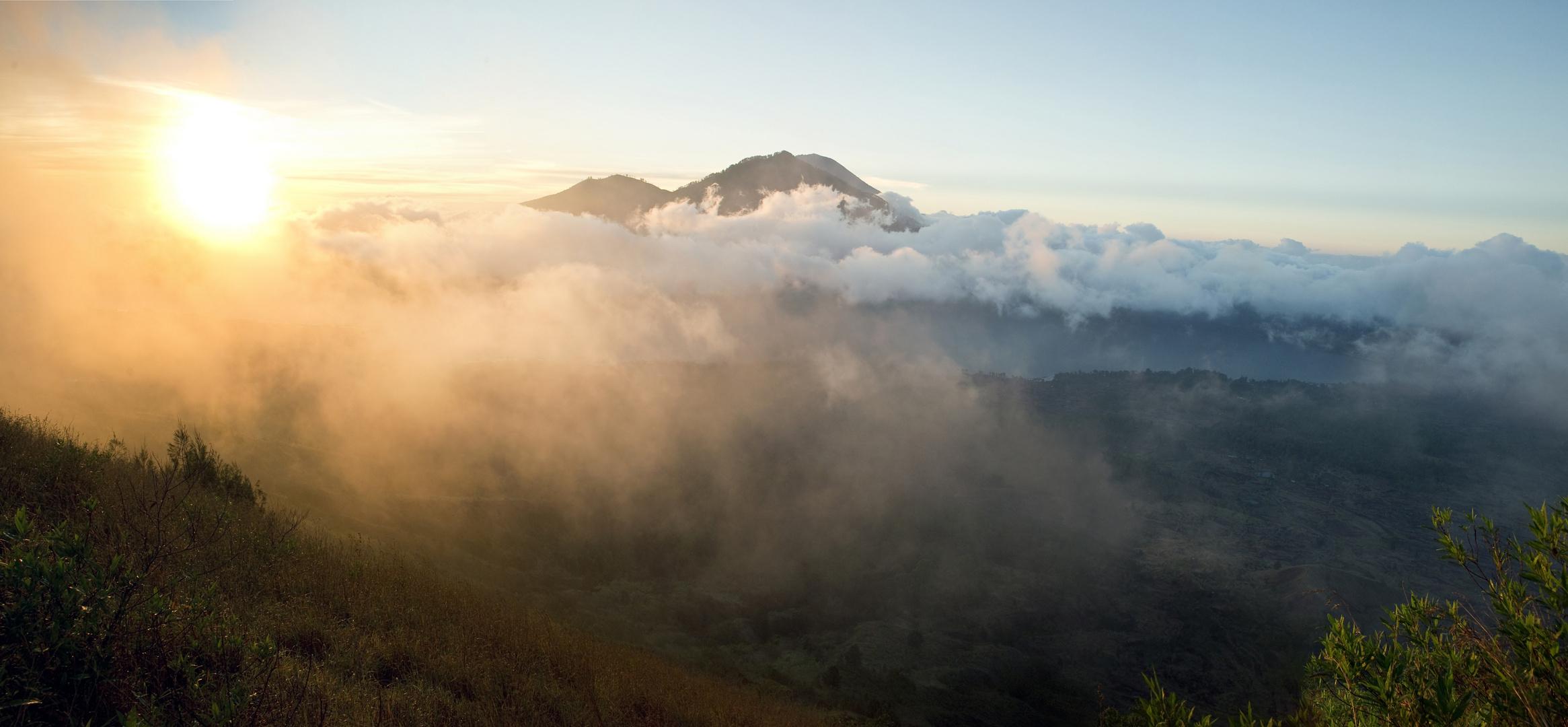 ...Mount Batur [ IV ]