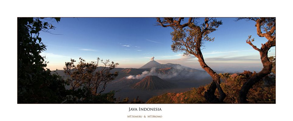 Mount Bromo Extended Version