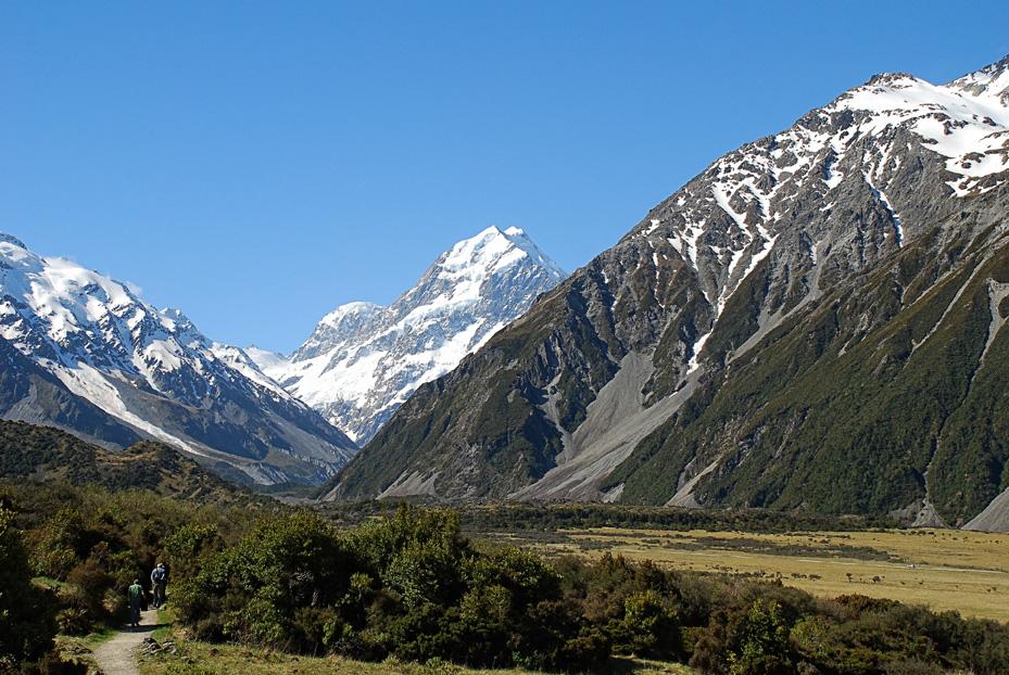 Mount Cook NP / NZ