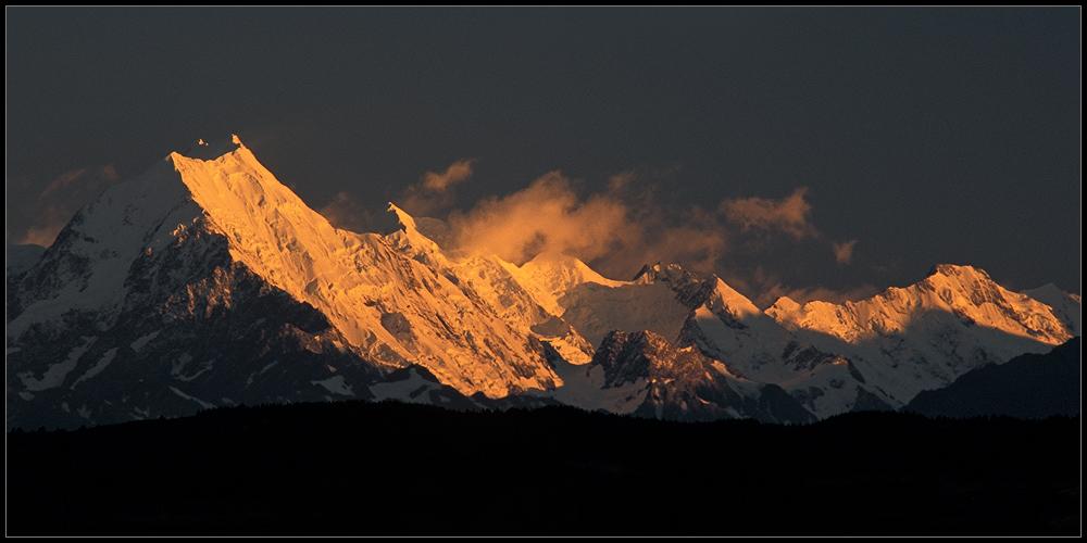 [ Mount Cook - Sunset - New Zealand ]