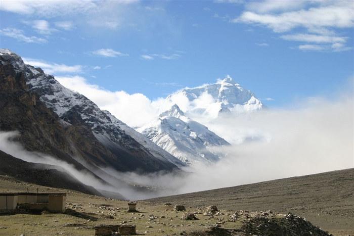 Mount Everest (Tibet Site)