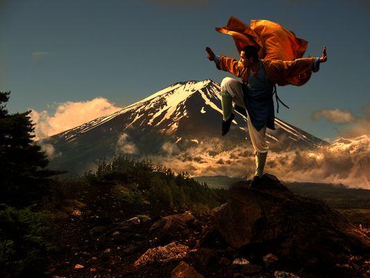 Mount Fuji Shaolin
