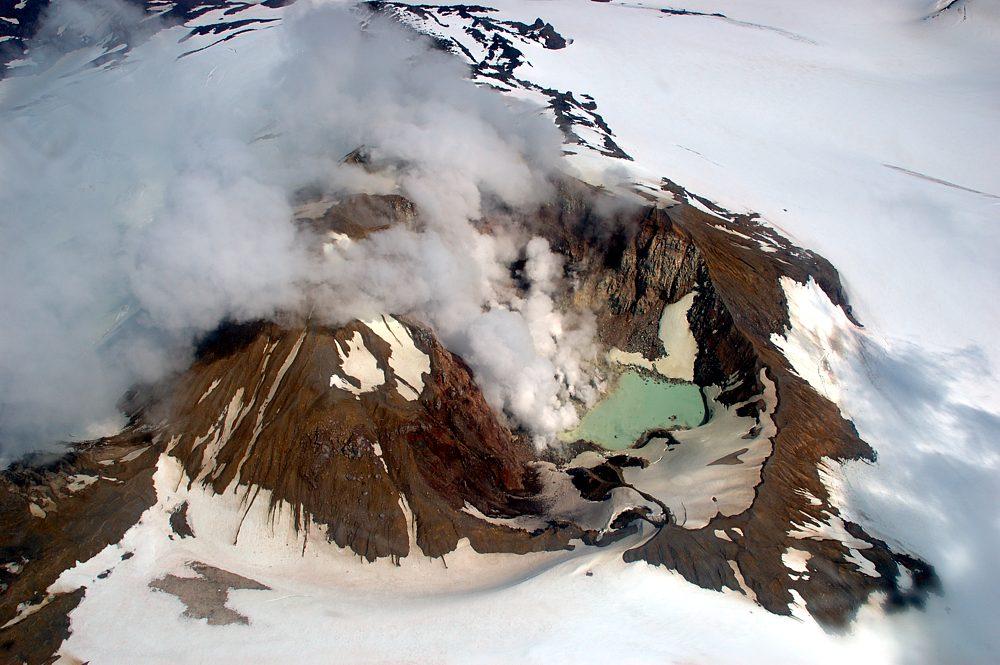 Mount Martin, Katmai National Park