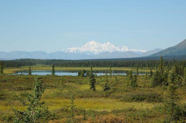 Mount Mc Kinley / Denali