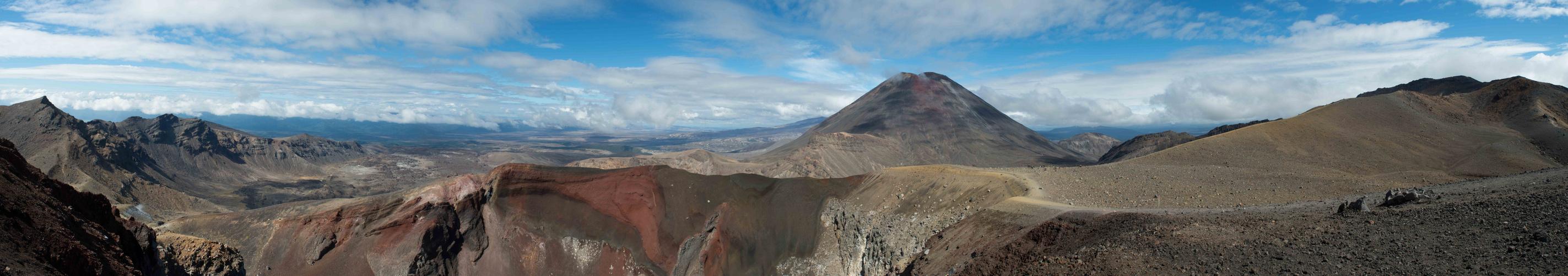 Mount Ngauruhoe (Mount Doom)